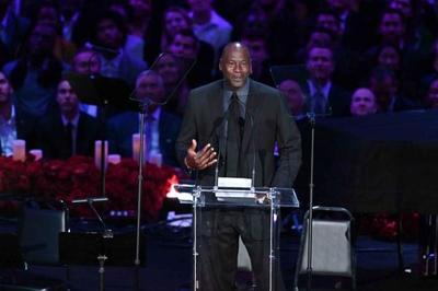 Michael Jordan expresa su dolor a través de un comunicado oficial