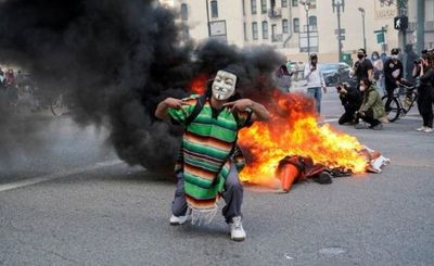 Ciudades de EEUU temen más destrucción por furia de manifestantes ante brutalidad policial