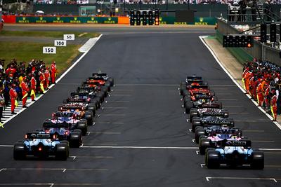 La Fórmula 1 recibe visto bueno para hacer dos carreras en Silverstone