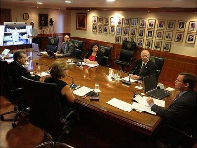 Injerencia política  vuelve a viciar proceso de renovación de la Corte