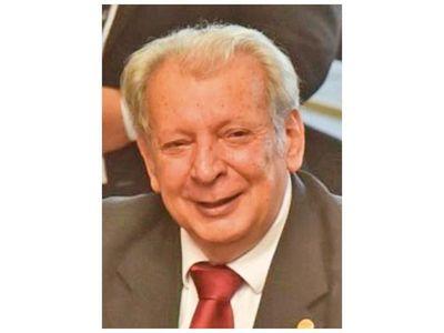 Senador Galaverna fue hospitalizado y volvieron los rumores