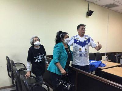 Caso Chilavert: Fiscalía presentó apelación por la libertad del comunicador