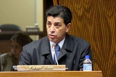 Ríos califica de irresponsable a Mario Abdo por declaraciones sobre Mazzoleni