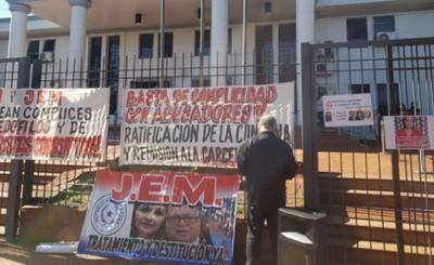 Convocan a manifestación para exigir destitución de Camaristas
