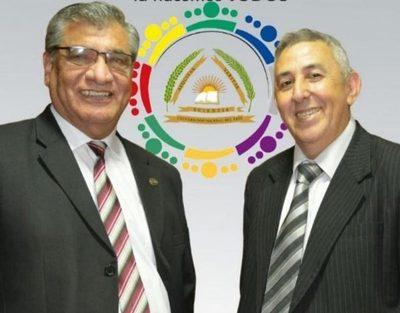 Osvaldo Caballero es  nuevo rector de la UNE – Diario TNPRESS