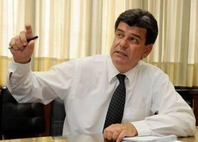 Imputan a Efraín Alegre y otros liberales por clonación de facturas