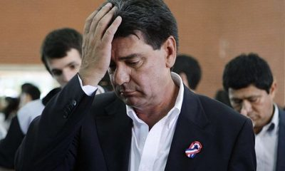 PLRA: Efraín Alegre imputado por falsificar factura de combustible