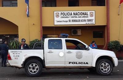 Caso niño baleado: Mal procedimiento le costo el cargo al jefe policial de San Lorenzo