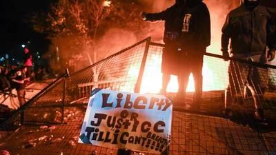 Trump ataca a anarquistas mientras las protestas se extienden en EEUU – Prensa 5