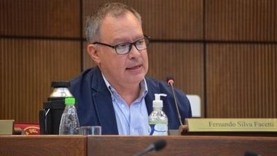 Efraín Alegre debe renunciar si es coherente, según senador.
