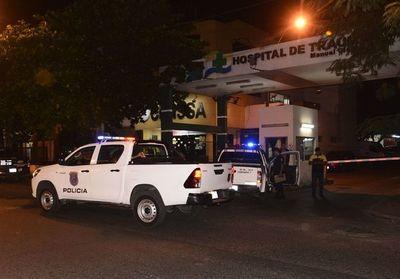 """""""Los muchachos se desbordaron"""": repunte de pacientes en mayo en el Hospital de Trauma"""
