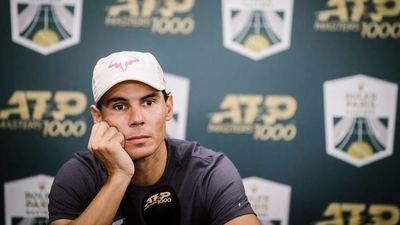 Rafael Nadal jugará solo bajo medidas de seguridad