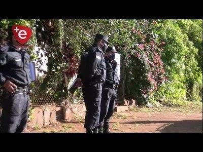 POLICÍA INTENSIFICA CONTROLES ANTE AUMENTO DE COVID-19 SIN NEXOS