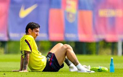 Lionel Messi no se mueve de Barcelona