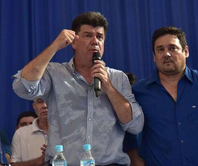 Ministerio Público imputa a Efraín Alegre