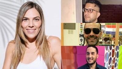 """Nati Sosa Jovellanos sobre sus compañeros: """"Me acostaría con los 3"""""""