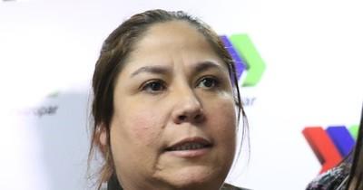 Juez decidirá este martes si admite imputación contra Patricia Samudio