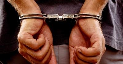 Aprehenden a joven por incumplir prisión domiciliaria