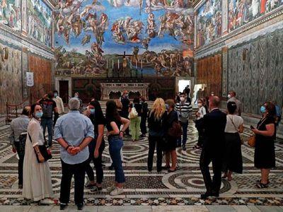 Reabren los Museos Vaticanos, el privilegio de una visita en soledad
