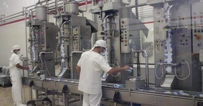 Industria láctea sigue sostenida en plena pandemia