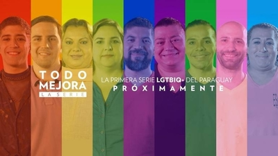 """HOY / """"Todo mejora"""": La primera serie de ficción LGBTI en Paraguay"""