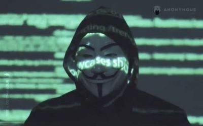 El perfil de Anonimus revela datos personales que pertenecerían a Bolsonaro, familiares y aliados