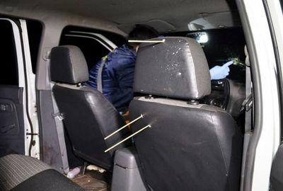 Caso niño baleado: uniformados fueron trasladados a la Agrupación Especializada