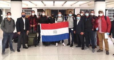 Llega vuelo de Estados Unidos con 233 repatriados