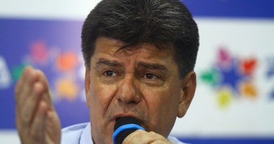 Jueza definirá este martes imputación contra Efraín Alegre