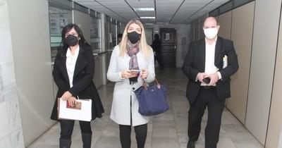 Fiscalía citaría para audiencia indagatoria a la jueza civil Tania Irún