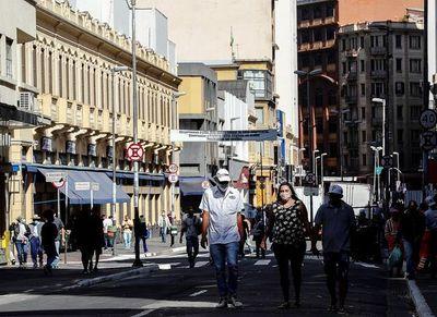 Más de un millón de contagios en Latinoamérica, la mitad en Brasil