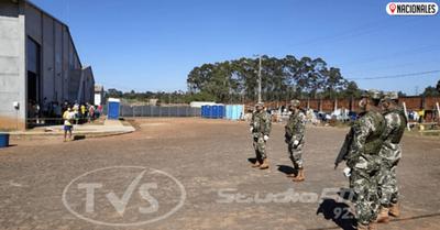Más de 200 personas están en la mira tras contagio masivo iniciado por militar