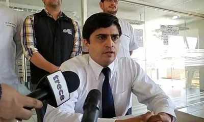"""Dr. Hugo Kunzle: """"Nos preocupa el ingreso ilegal de personas a través del río Paraná"""""""