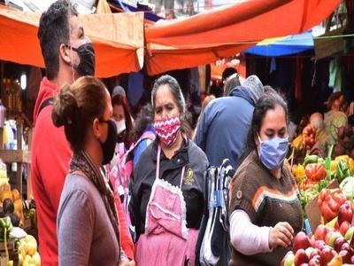 Mercados con peligrosa aglomeración – Prensa 5