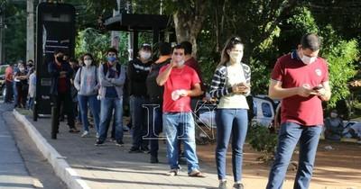 Paraguay: Casi el 50% de los enfermos de coronavirus ya se recuperó