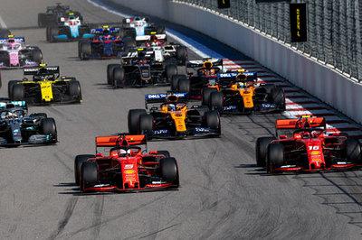 La Fórmula Uno tiene calendario definido