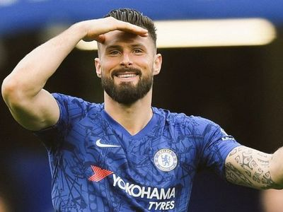Giroud admite que se quedó en el Chelsea por el coronavirus