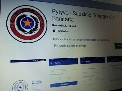 """Pytyvõ: el programa presenta serios problemas de seguridad y fue hecho a las """"apuradas"""""""