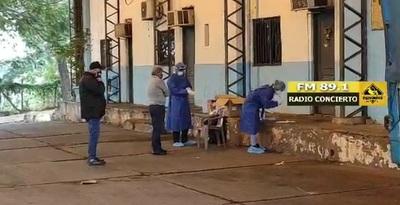 2.725 muestras durante mayo en Alto Paraná