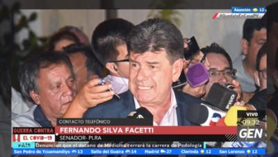 HOY / Senador Fernando Silva Facetti, sobre imputación a Efraín Alegre