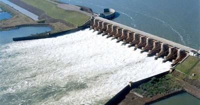Yacyretá: La generación de energía creció 23% en comparación con abril