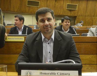 Proponen a Sebastián Villarejo como presidente de la Cámara de Diputados para el periodo 2020-2021