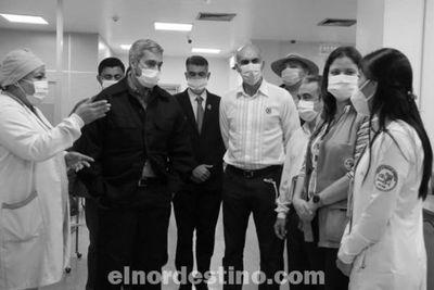 Realizan segunda neurocirugía de urgencia en el Hospital Regional de la ciudad de Pedro Juan Caballero