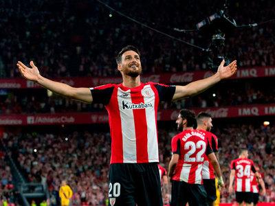 La Liga destaca los mejores momentos de Aduriz