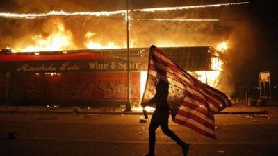 Un país envuelto en la ira