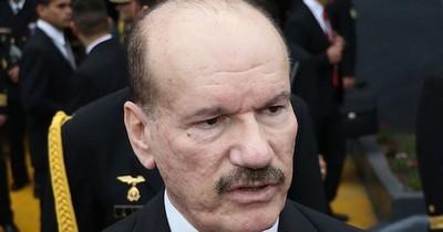 """Caso """"militar viajero"""": ministro de Defensa afirma que no existe culpabilidad"""