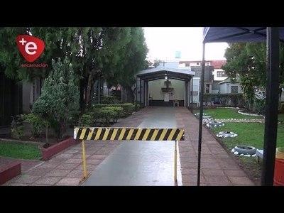 SIGUEN LAS MEDIDAS SANITARIAS PARA EL INGRESO AL CEMENTERIO DE ENCARNACIÓN