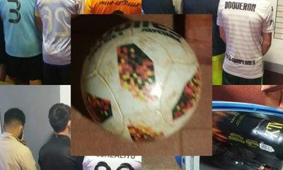Inician investigación contra 10 hombres que violaron cuarentena para jugar fútbol