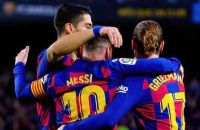Cinco jugadores del FC Barcelona habrían dado positivo por coronavirus