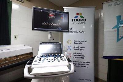 Hospital de Luque habilitó farmacia externa y turno para especialidades
